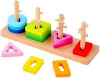 Купить Mapacha Обучающая игра Сортер Ключики, Обучение и развитие