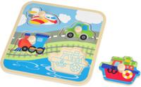 Купить Mapacha Пазл для малышей Вкладыши Транспорт, Обучение и развитие