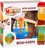 Купить Mapacha Обучающая игра Весы Клоун, Обучение и развитие