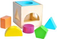 Купить Mapacha Обучающая игра Сортер Кубик, Обучение и развитие