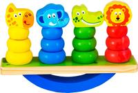 Купить Mapacha Обучающая игра Баланс Животные, Обучение и развитие