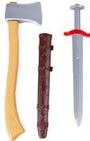 Купить СВСД Набор Оружие викинга, Строим вместе счастливое детство (СВСД), Игрушечное оружие