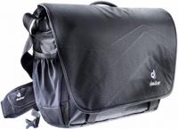 Купить Deuter Сумка на плечо Shoulder Bags Operate III цвет черный серебристый, Ранцы и рюкзаки