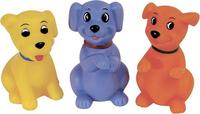 Купить ПОМА Набор игрушек для ванной Веселые Щенки 3 шт, Первые игрушки