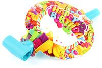Купить Веселый хоровод Набор язычков Карамелька 6 шт, Аксессуары для детского праздника