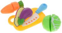 Купить Bampi Погремушка Набор продуктов на липучке E003 Уцененный товар (№1), Развивающие игрушки