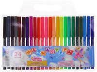 Купить Школа талантов Набор фломастеров Принцесса 24 цвета 1014667, Фломастеры