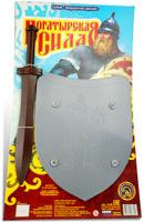 Купить СВСД Набор Богатырская сила, Строим вместе счастливое детство (СВСД), Игрушечное оружие