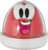 Купить Genio Kids Пластилин для детской лепки Smart Gum светящийся в темноте цвет красный