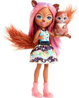 Купить Enchantimals Кукла Squirrel DL, Куклы и аксессуары