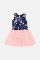 Купить Платье для девочки Acoola Perseus, цвет: мультиколор. 20220200248_8000. Размер 92, Одежда для девочек