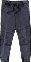 Купить Брюки для мальчика PlayToday, цвет: темно-серый. 181062. Размер 128, Одежда для мальчиков