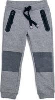 Купить Брюки для мальчика PlayToday, цвет: темно-синий, серый. 181014. Размер 104, Одежда для мальчиков
