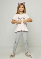 Купить Блузка для девочки Zarina, цвет: розовый. 8122525322090D. Размер 134, Одежда для девочек