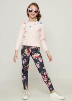 Купить Джемпер для девочки Zarina, цвет: розовый. 8123527427090D. Размер 140, Одежда для девочек