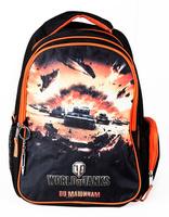 Купить Hatber Рюкзак City Style World Of Tanks, Ранцы и рюкзаки