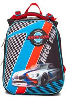 Купить Hatber Ранец школьный Ergonomic Race Car, Ранцы и рюкзаки