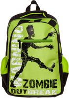 Купить Hatber Рюкзак Basic Style Zombie, Ранцы и рюкзаки
