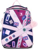 Купить Hatber Ранец школьный Ergonomic Hello, England, Ранцы и рюкзаки