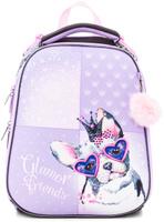 Купить Hatber Ранец школьный Ergonomic Милые мордочки, Ранцы и рюкзаки