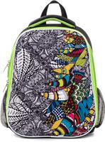 Купить Hatber Ранец школьный Ergonomic Doodle Art, Ранцы и рюкзаки