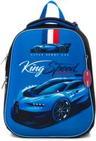 Купить Hatber Ранец школьный Ergonomic King Speed, Ранцы и рюкзаки