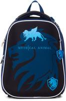 Купить Hatber Ранец школьный Ergonomic Mythical Animal, Ранцы и рюкзаки