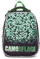 Купить Hatber Ранец школьный Ergonomic Camouflage, Ранцы и рюкзаки