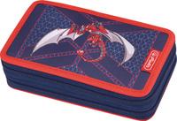 Купить Herlitz Пенал с наполнением Red Robo Dragon 23 предмета, Пеналы