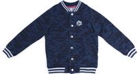 Купить Толстовка для мальчика PlayToday, цвет: темно-синий. 181103. Размер 128, Одежда для мальчиков