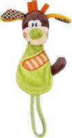 Купить Жирафики Клипса-держатель для пустышки Веселый щенок, Аксессуары для пустышек