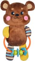 Купить Жирафики Развивающая игрушка Мишка с погремушками, Развивающие игрушки
