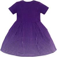 Купить Платье для девочки Let's Go, цвет: фиолетовый. 8126. Размер 122, Одежда для девочек