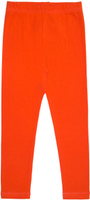 Купить Леггинсы для девочки Let's Go, цвет: оранжевый. 10181. Размер 140, Одежда для девочек