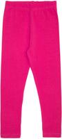 Купить Леггинсы для девочки Let's Go, цвет: темная фуксия. 10181. Размер 140, Одежда для девочек