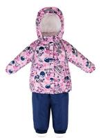 Купить Комплект верхней одежды для девочки Reike, цвет: розовый. 40 686 005_KL(80) pink. Размер 92, 2 года, Одежда для девочек
