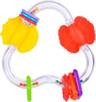 Купить Жирафики Погремушка-прорезыватель Цвет и форма, Первые игрушки