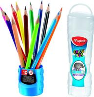 Купить Maped Набор цветных карандашей Color Pep's 12 цветов, Карандаши