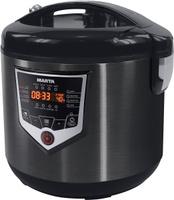 Купить Marta MT-4308 Greblon CK2, Black Blue мультиварка, Мультиварки