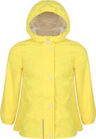Купить Плащ для девочки Sela, цвет: желтый. Ct-526/653-8263. Размер 116, Одежда для девочек