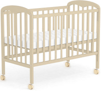 Купить Фея Кровать детская цвет бежевый 0003018-03, Кроватки и колыбели