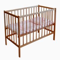 Купить Фея Кровать детская цвет орех 0005509-02, Кроватки и колыбели