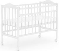 Купить Фея Кровать детская цвет белый 0005510-03, Кроватки и колыбели