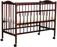 Купить Фея Кровать детская цвет палисандр 0005510-05, Кроватки и колыбели