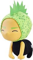 Купить Hanazuki Мягкая игрушка Литтл Дример цвет черный зеленый 17, 5 см, Мягкие игрушки