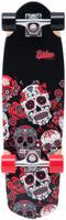Купить Круизер Ridex Los Muertos , цвет: черный, 74 х 20, 5 см, ABEC-5, Скейтборды и пенни борды