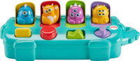 Купить Fisher-Price Развивающая игрушка Монстрик Сюрприз, Развивающие игрушки