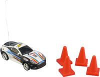 Купить Wltoys Машинка на радиоуправлении Can Car 2015-1A цвет белый черный синий, Машинки