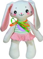 Купить Подушка-игрушка антистрессовая Штучки, к которым тянутся ручки Заинька . 18аси32ив-1, Мягкие игрушки