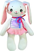 Купить Подушка-игрушка антистрессовая Штучки, к которым тянутся ручки Заинька , 30 см, Мягкие игрушки